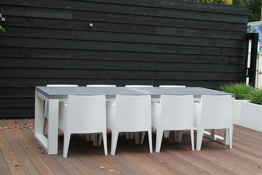 Onwijs Beton tafel Bari - Ardworks GL-78