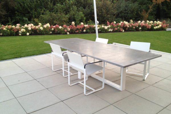 tafel massimo staal beton
