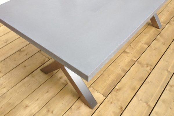 beton tafel kruispoot